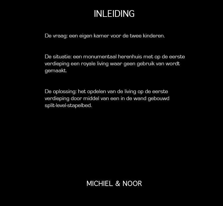 INLEIDING-MICHIEL&NOOR